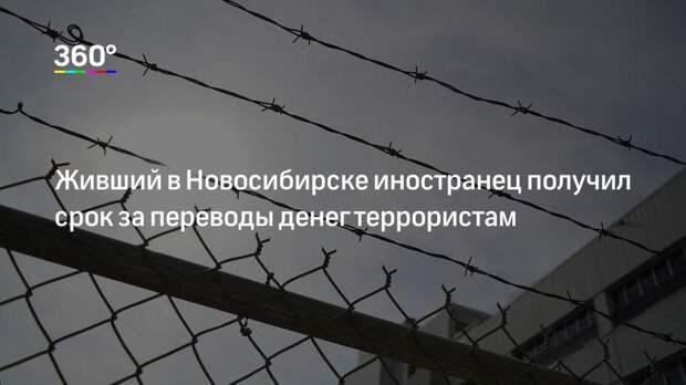 Живший в Новосибирске иностранец получил срок за переводы денег террористам