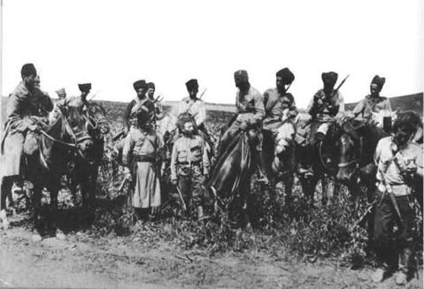 Хроника «дружбы» 1917-1922 годы