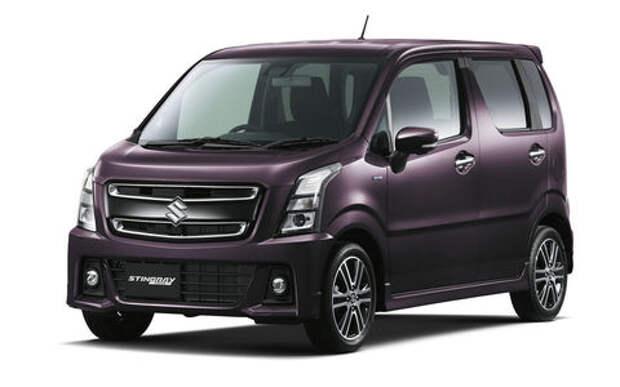 Новый Suzuki Wagon R: с любовью к Америке