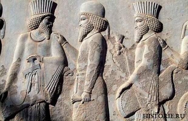 Народы Ближнего Востока и Месопотамии