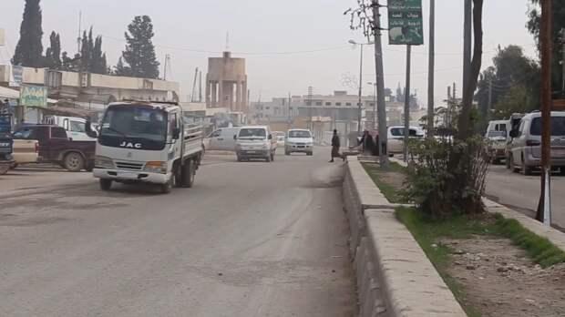 Злоумышленники попытались помешать президентским выборам в сирийской Деръа