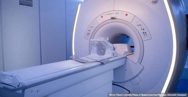 Обновление медоборудования в Москве позволит увеличить число цифровых исследований до 10 млн Фото: Е.Самарин, mos.ru
