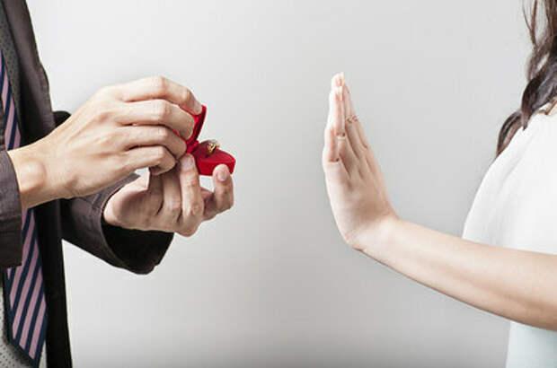 Уж замуж ни за что: пять причин, по которым женщинам всё меньше интересен брак