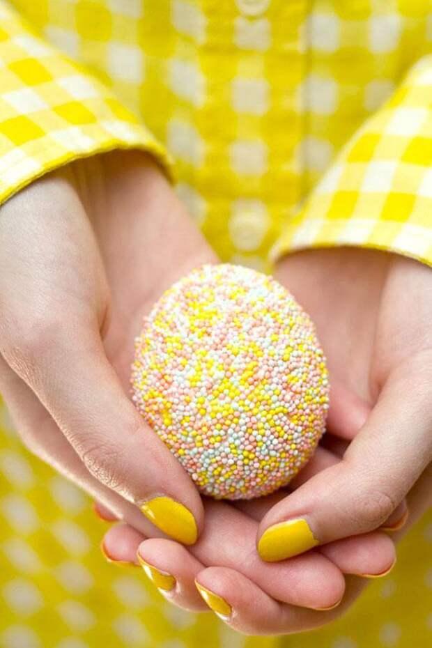 15 креативных идей оформления пасхальные яйца (5)