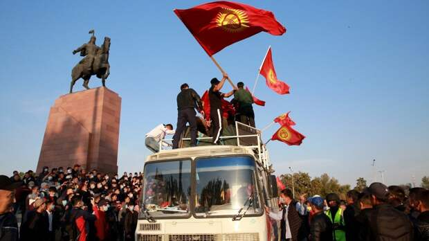Киргизия перед угрозой гражданской войны