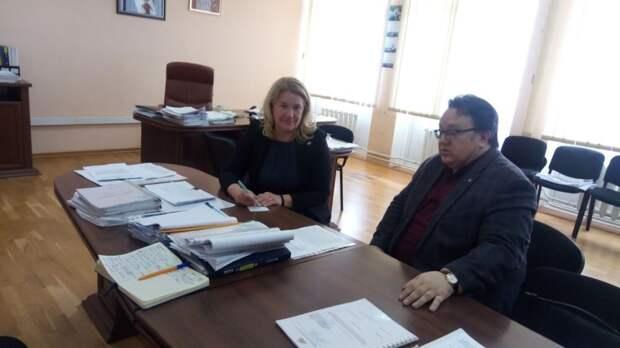 Олег Лобов с рабочим визитом посетил Ялту