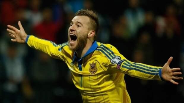 Исполком УАФ одобрил националистические лозунги на форме сборной Украины