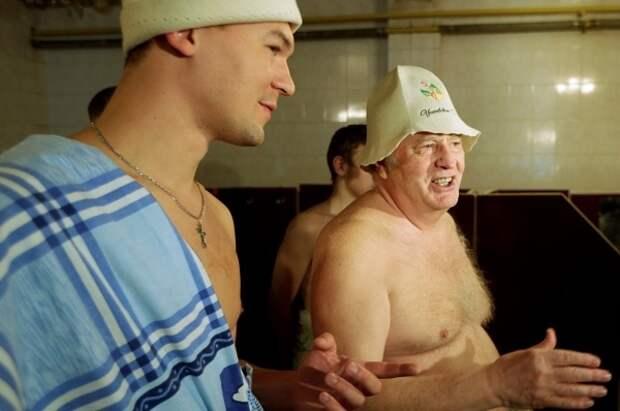 Жириновский объяснил, зачем фотографировался в бане с Дегтярёвым