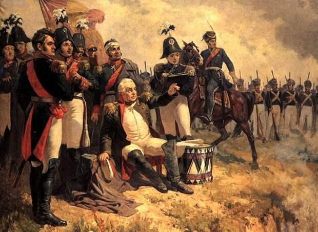 Главные ошибки Кутузова во время войны против Наполеона