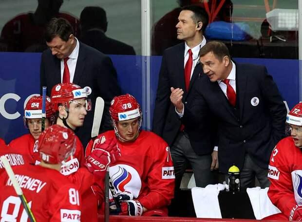 Определились все пары полуфиналов чемпионата мира по хоккею - не ищите среди них Россию