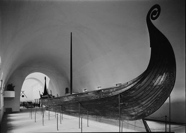 Корабли викингов