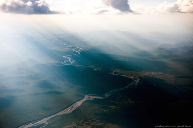 Река Индигирка.