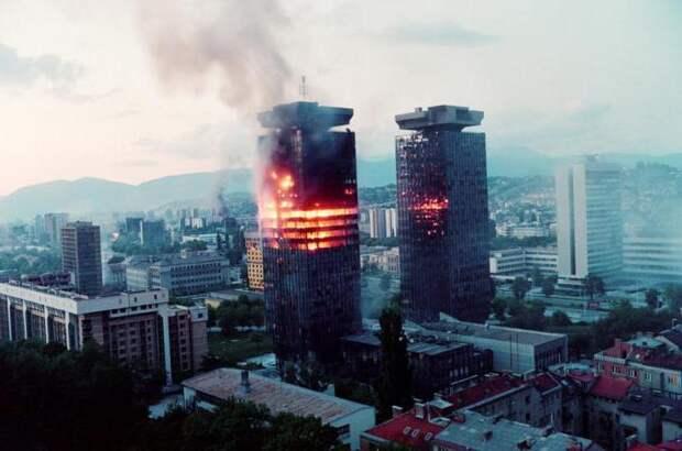 Город бывшей Югославии, который повторил судьбу блокадного Ленинграда