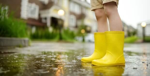 В пятницу в Удмуртии возможны кратковременные дожди и грозы