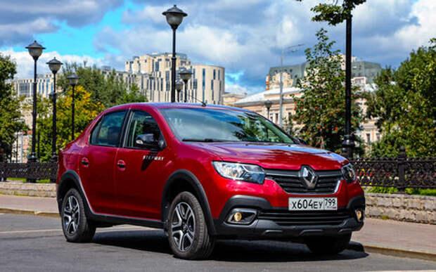 10000 км с Renault Logan Stepway: он поджирает масло