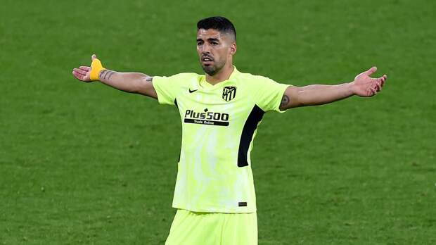 Луис Суарес рассказал, когда закончит карьеру в сборной Уругвая