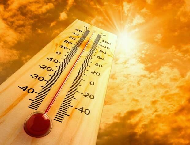 В Твери может установиться новый температурный рекорд
