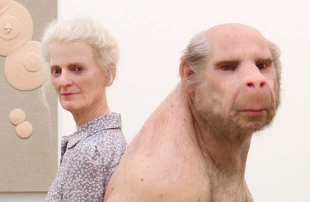 Гибрид человека и обезьяны получили генетики