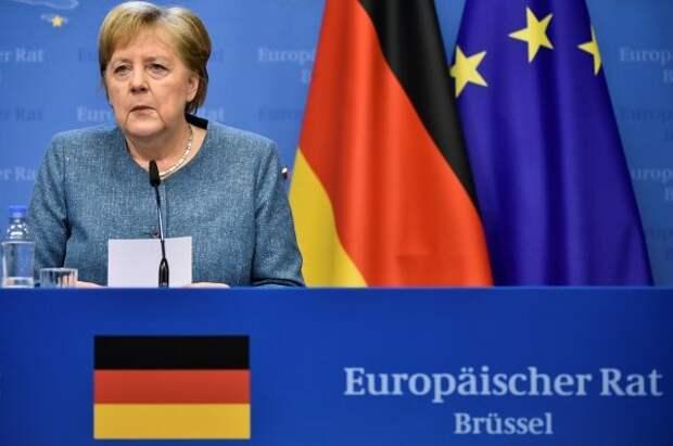 Меркель призвала ЕС к диалогу с Россией