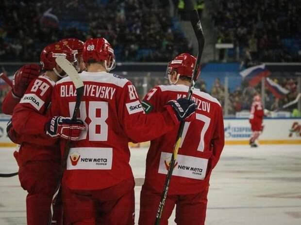 Российские хоккеисты проиграли команде Финляндии после 10 побед подряд