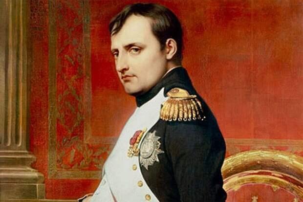 Версия ученых: Наполеона погубила страсть к одеколону