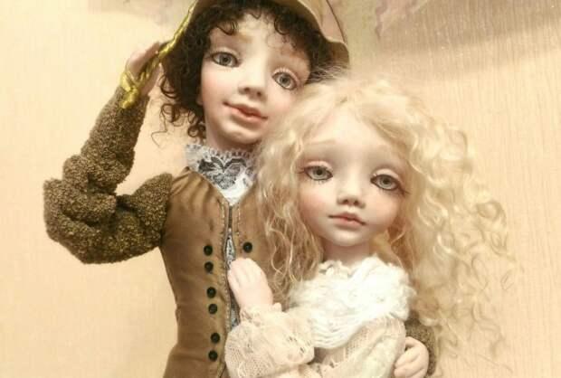 Мастер ушёл, остались куклы.