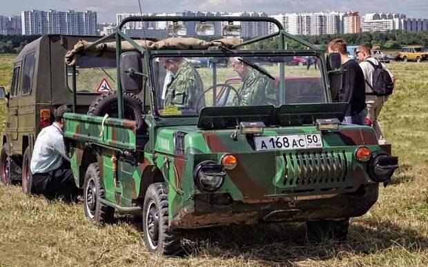 Транспортер переднего края ЛуАЗ-967