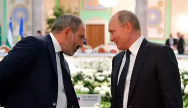 Пашинян наконец осознал, что кроме России Армении никто не поможет