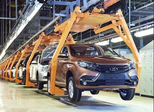 Экспорт автомобильной продукции из России увеличился почти на 30 процентов