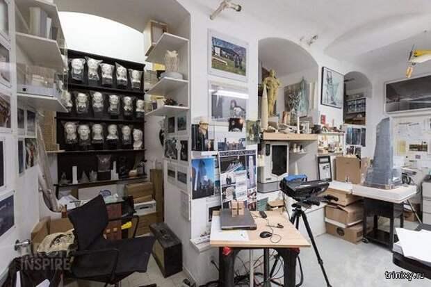 Когда работаешь в макетной мастерской (10 фото)