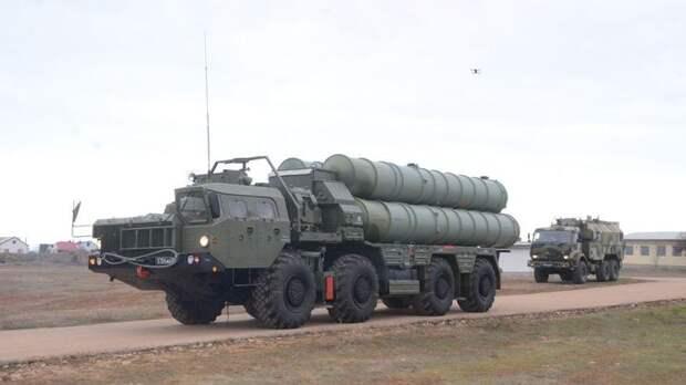 НАТО взломало защиту российских С-400 в Крыму и Сирии. Правда?
