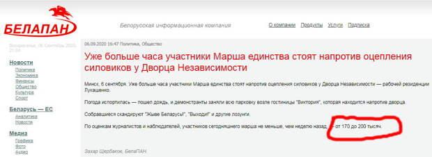 Что не так с белорусскими митингами, или О чем забыл сказать Бисмарк