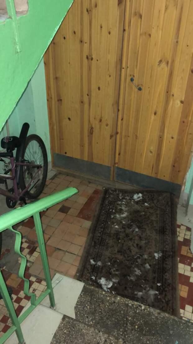 На Астрадамской разберут «склад велосипедов»