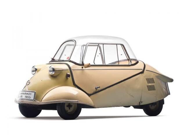 Messerschmitt KR175 городской автомобиль, малолитражка