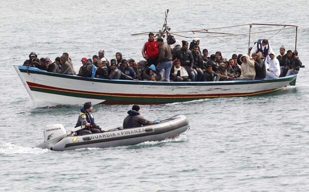 Новая волна беженцев и мигрантов нарушила иллюзию спокойствия в Европе