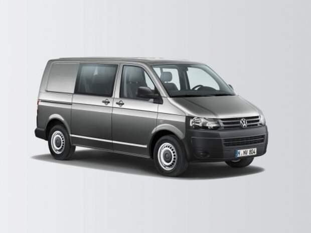 VW в 2015 году начнет продажи новой версии Transporter