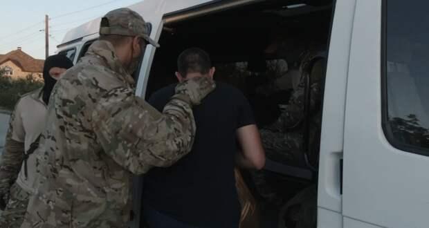 ФСБ задержала в Крыму участника украинского нацбатальона