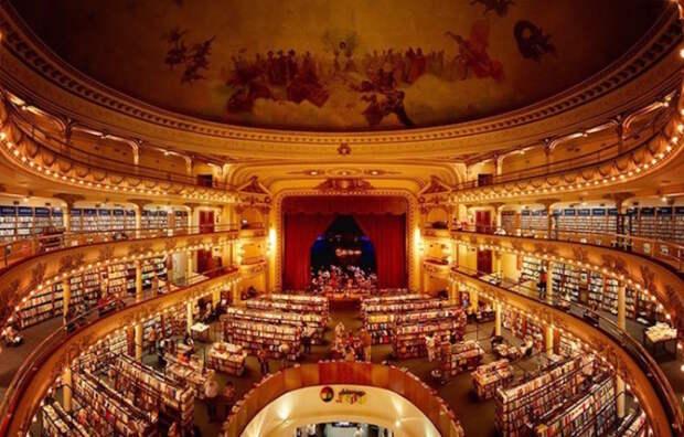 17 книжных магазинов из разных уголков мира, которые станут настоящим раем для книголюбов