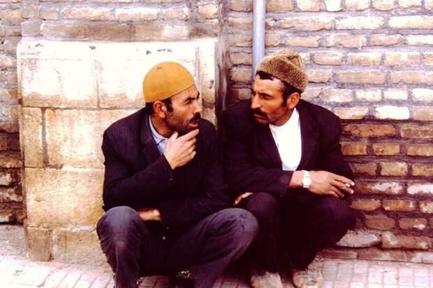 Сцены из жизни в Иране, 60-70-е годы
