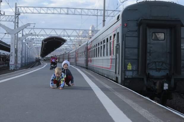 Поезда на юг начнут курсировать из Ижевска уже в середине июля