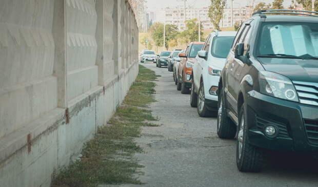 Стоянок для личных авто небудет навремя перекрытия моста наЦиолковского вТагиле