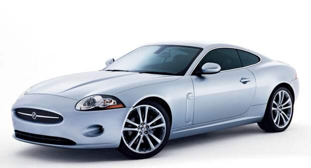 Купе и кабриолеты Jaguar XK