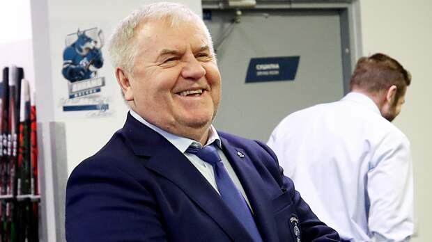 В«Динамо» нестали менять тренера. Вследующем году Крикунов будет бороться заКубок Гагарина