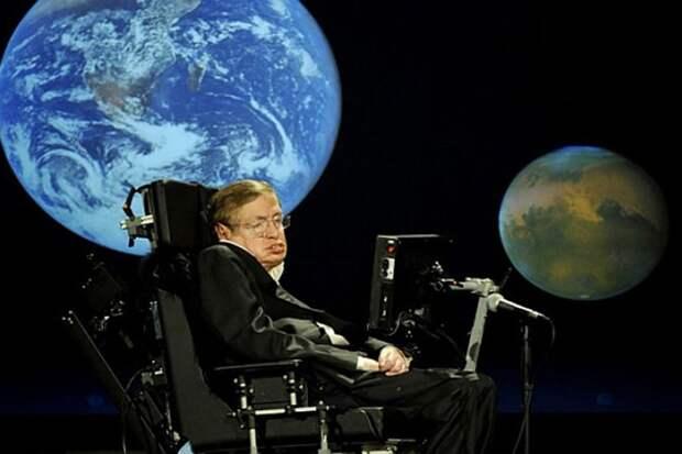 Астрофизик Стивен Хокинг призвал человечество бежать сЗемли