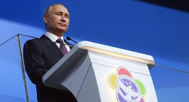 Владимир Путин будет петь вашу музыку