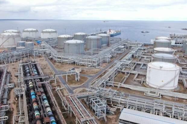 Мировые цены на нефть показали резкое снижение