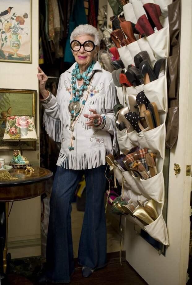 Им всем далеко за 60, но это не мешает этим женщинам выглядеть просто восхитительно