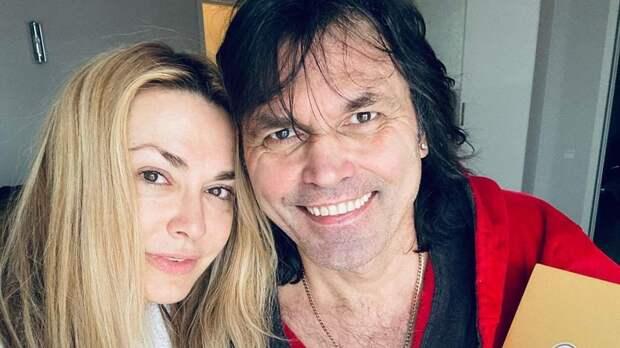 Виталий Борисюк впервые признался, что они с Ольгой Сумской потеряли ребенка: должен был родится сын