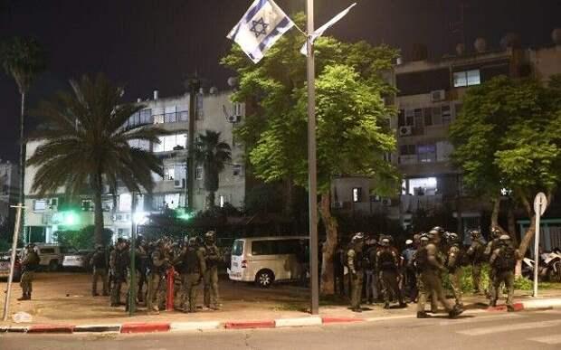 «Еврейские банды» громят арабские лавки— отчëт израильской полиции