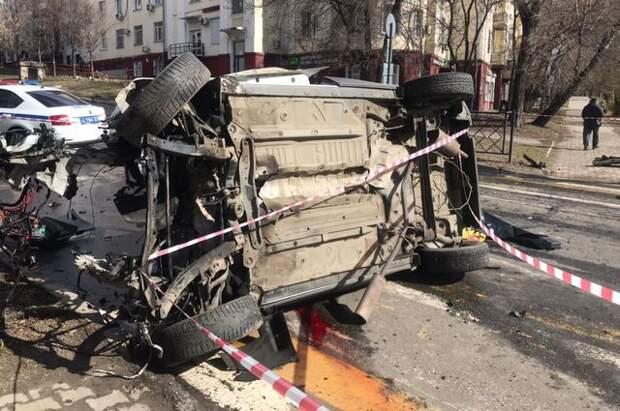 В Хабаровске два человека погибли в ДТП с пятью машинами